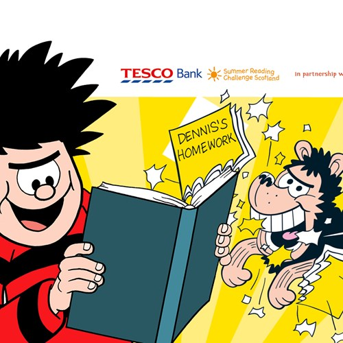 Tesco Bank Summer Reading Challenge 2018 Children's Author Event
