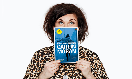 Caitlin Moran Live: How To Be Famous