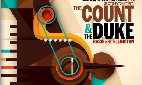 GRCH presents: Scottish National Jazz Orchestra, The Count and The Duke: Basie and Ellington