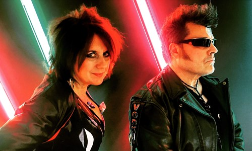 The Rezillos and Abbie Ozard
