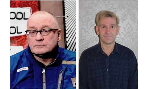Stuart Cosgrove & Ken McNab
