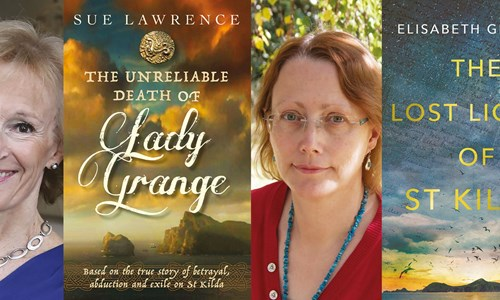 Sue Lawrence and Elisabeth Gifford, Sweeping Tales of St Kilda