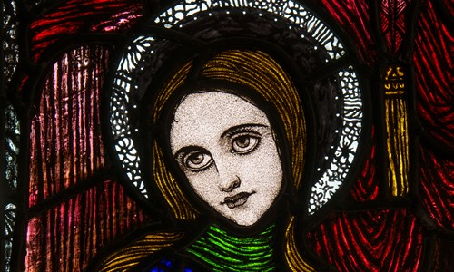 Kelvingrove Talks: The Harry Clarke Window – A Glazed and Painted War Memorial