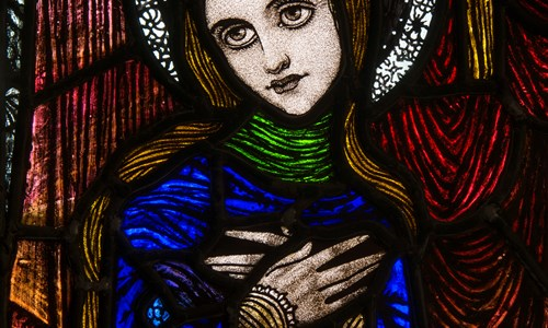 The Harry Clarke Window – A Glazed and Painted War Memorial