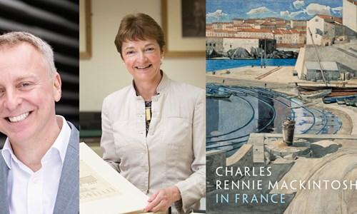 Pamela Robertson & Philip Long , Charles Rennie Mackintosh in France