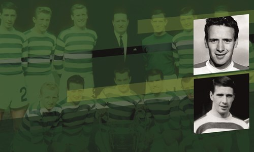 An Evening with Lisbon Lions - Willie Wallace & Jim Craig