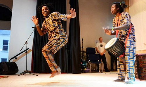 AKROWA UK- Traditonal Ghanaian Drumming and Dance