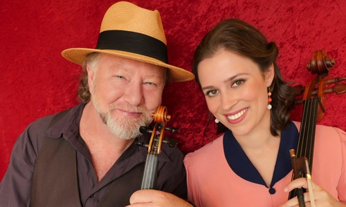 Trad Strings Masterclass with Alasdair Fraser & Natalie Haas