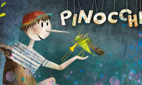A Citizens Theatre production: Pinocchio