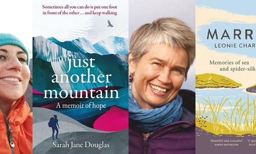 Sarah Jane Douglas and Leonie Charlton, Mothers, Mountains and Memories