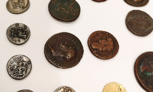 Roman Coins: Power and propaganda