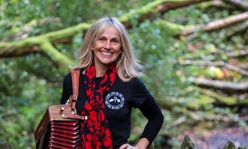 The Sharon Shannon Quartet and The Trials of Cato