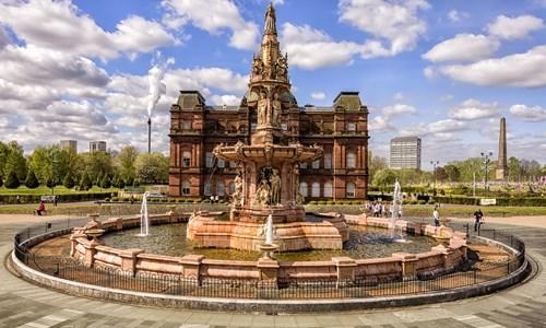 Glasgow Through the Frame: John Knox