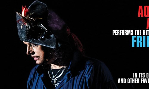 Adam Ant - Friend Or Foe UK Tour 2019