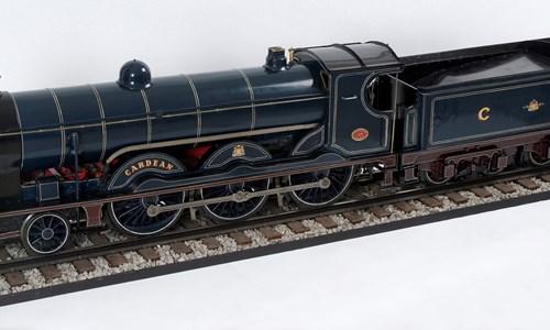 Looking at Locomotives