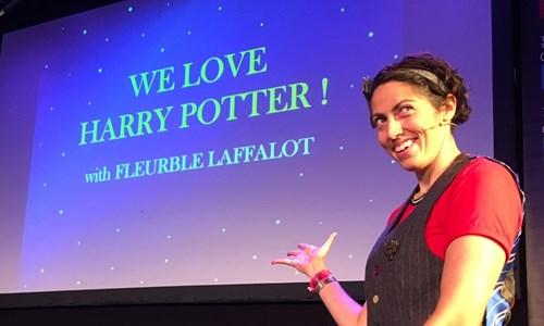 Celebrating the Harry Potter Books