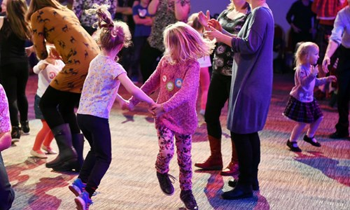 Big Music for Minis: Family Ceilidh