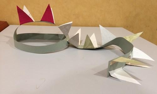 Dino Crafts - Dino Hats