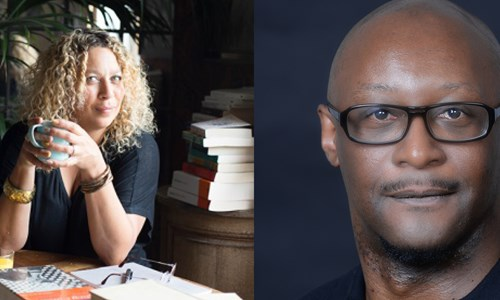 Salena Godden and Courttia Newland - Immersive, Poetic Fiction