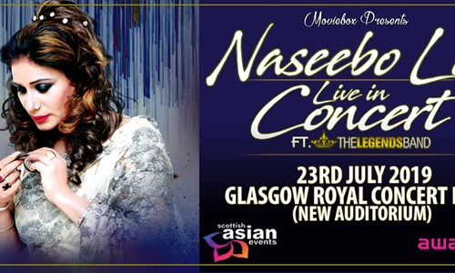 Naseebo Lal - Live In Concert