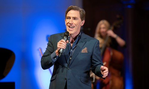 Rob Brydon - A Night of Songs and Laughter