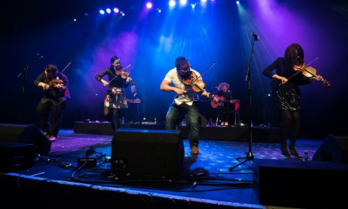 Blazin' Fiddles with special guest Karen Matheson and Tanxugueiras