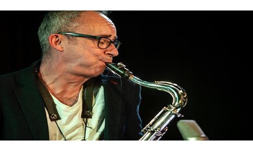 Late Night Studio Jazz Presents: Julian Argüelles Quartet