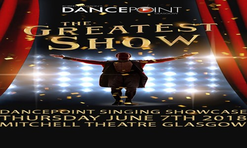 Dancepoint Robert Hamilton Singing Show