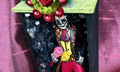 Day of the Dead Shrines