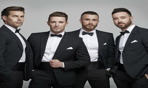 The Overtones Christmas Party 2019