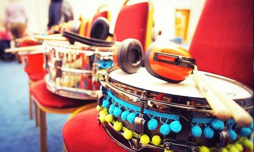Come&Try Samba Drumming for Kids (8-12 years)