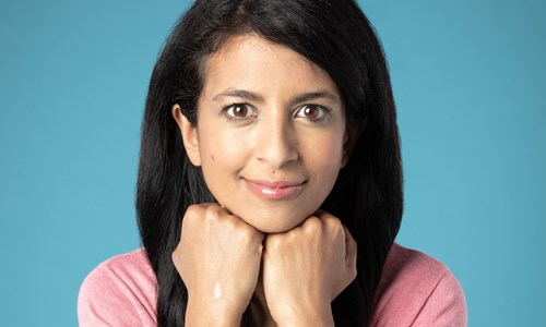 Wee Write Family Day: Fearless Tales with Konnie Huq