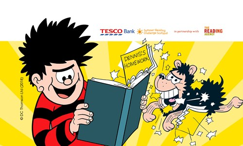 Tesco Bank Summer Reading Challenge - Mischief Makers