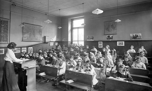 A Century of Education for All