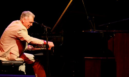 Glasgow Jazz Festival Presents: The Georgie Fame Family Trio