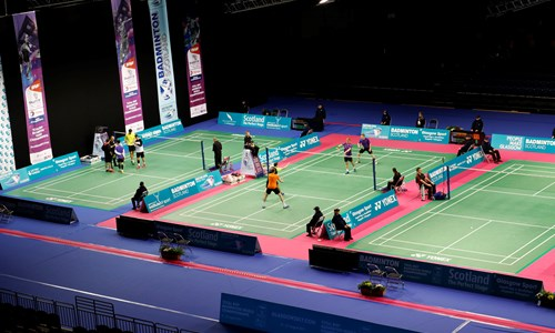 The Scottish Open Badminton Championships