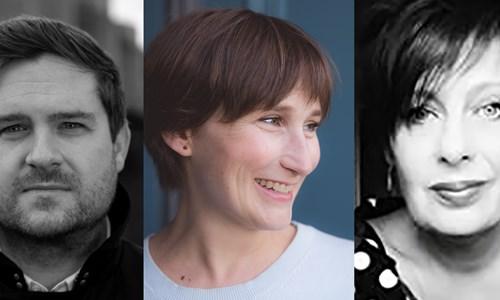 Alan Gillespie, Alison Irvine & Sharon Bairden - New Scottish Thrillers