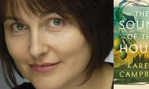 Karen Campbell and Catherine Hokin, Fiction in Love and War