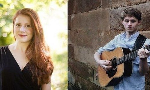 Scottish Folk Duo Hannah Rarity & Luc McNally
