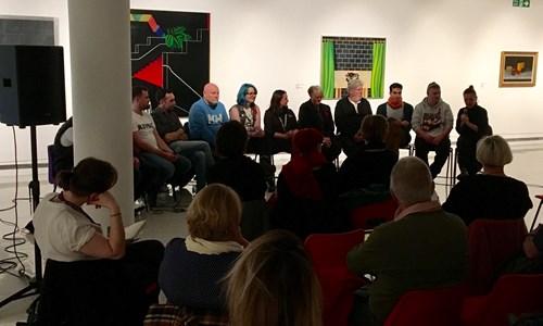 Curators' Talks at GoMA
