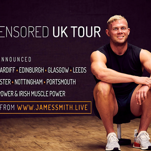 James Smith - Live & Uncensored
