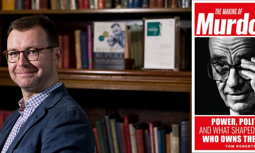 Tom Roberts, The Making of Murdoch