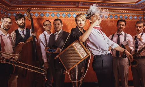 The Hot Sardines and Rose Room