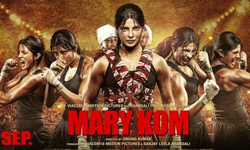 Leith community screening: Mary Kom (2014)