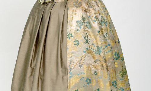 Sustainable Fashion: Adaptable and altered Victorian dresses