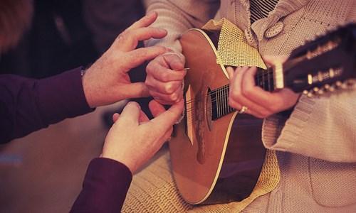 Come&Try Mandolin with Lanarkshire Guitar & Mandolin Association