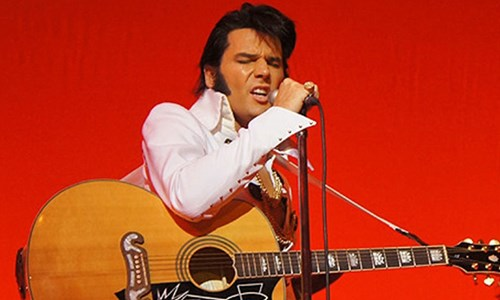 The World Famous Elvis Show - Chris Connor Live