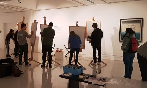 Open Studio at GoMA