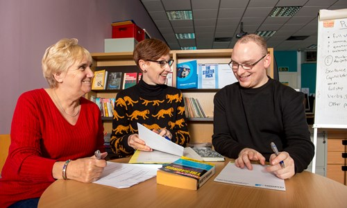 Adult Literacy and Numeracy Group