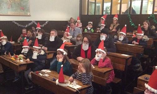 Sign up for Santa School